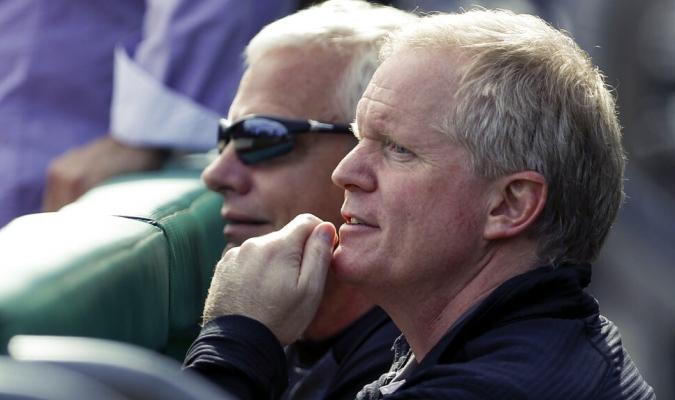 Huntington fue despido de su cargo en el equipo / Foto: AP