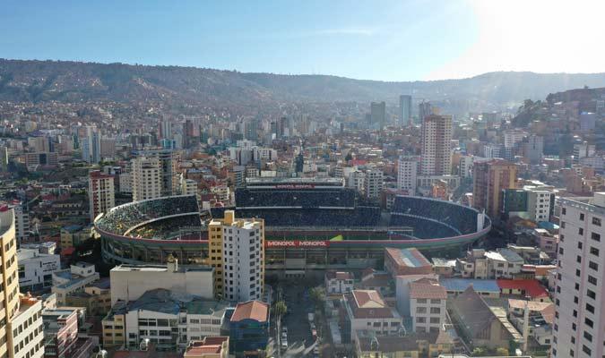 El Siles de La Paz es un estadio referente / Foto: Cortesía