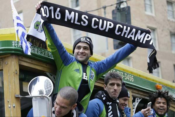 Seattle ganó el oeste ante LAFC / Foto: Cortesía