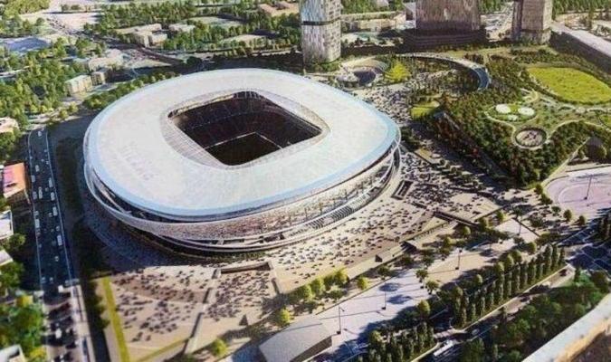 El nuevo San Siro debería estar listo en 2024 / Foto: Cortesía