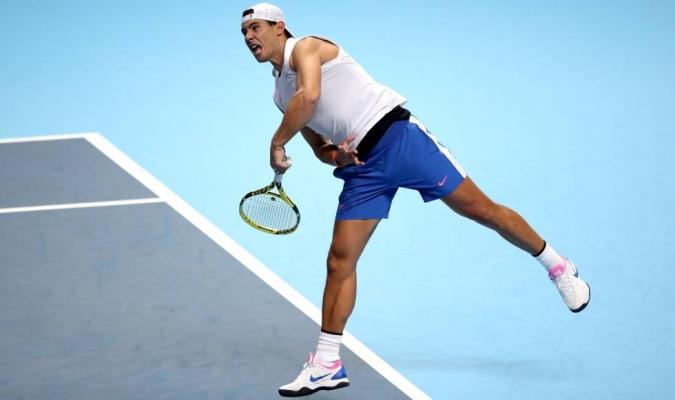 Moyá habló sobre el nivel del tenista / Foto: Cortesía