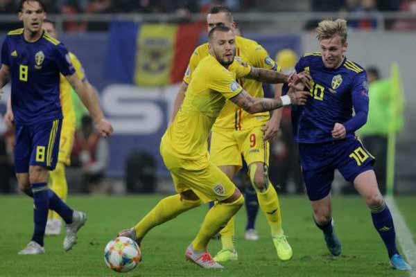 Suecia es el segundo clasificado a la Eurocopa/ Foto: Cortesía