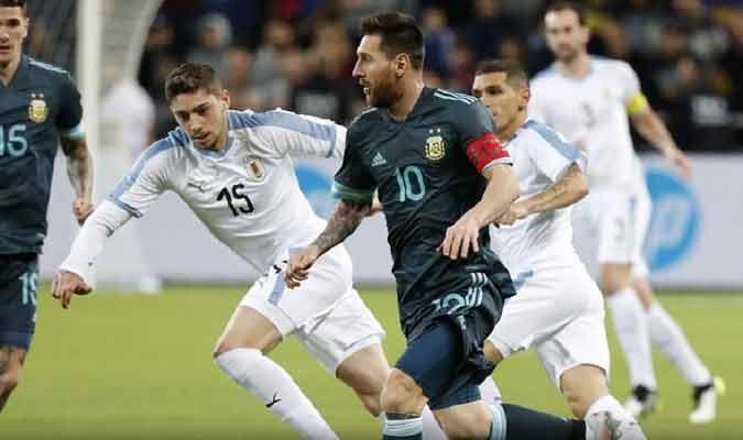 Argentina venía de vencer 1-0 a Brasil el viernes/ Foto: Cortesía