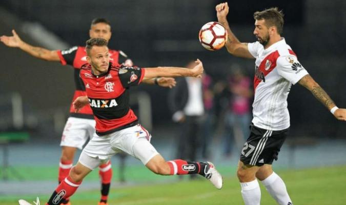 River y Flamengo se enfrentarán este sábado en Lima / Foto: Cortesía