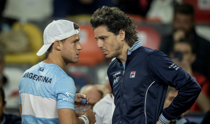Gaudio valoró el repaso de Argentina a Chile / Foto: Cortesía