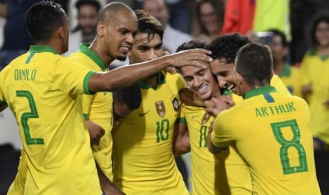 Brasil tenia cinco partidos sin ganar / Foto: Cortesía
