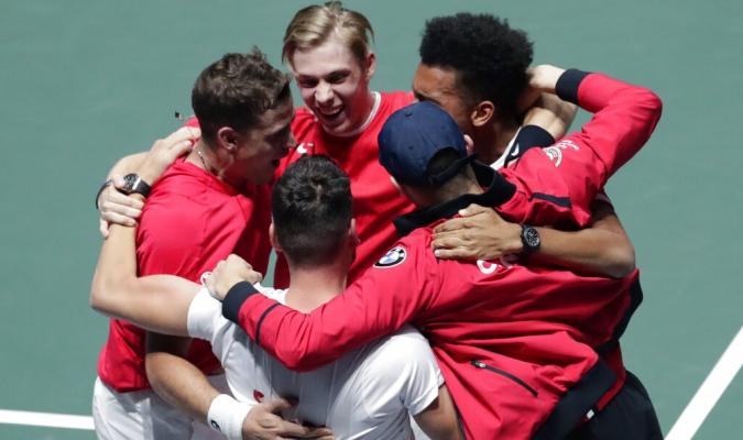 Canadá venció a Rusia en una apretada serie / Foto: AP