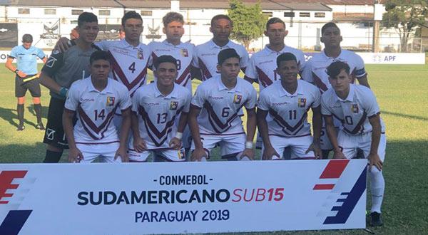 Venezuela jugará el segundo juego ante Brasil / Foto: Cortesía