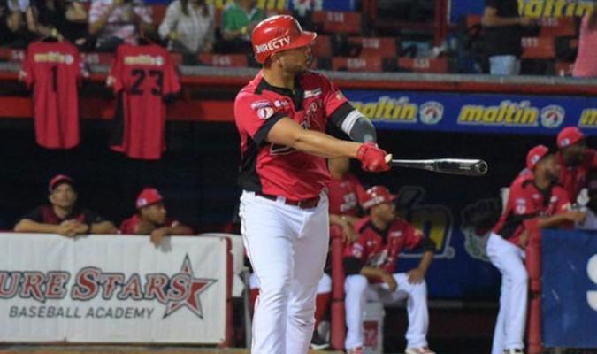 Carlos Rivero debutó con Lara / Foto: Cortesía