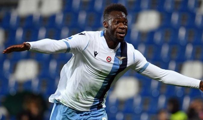 Caicedo le dio el triunfo a la Lazio / Foto: Cortesía