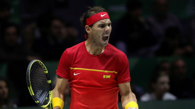 España gana su sexta Copa Davis / Foto: Cortesia