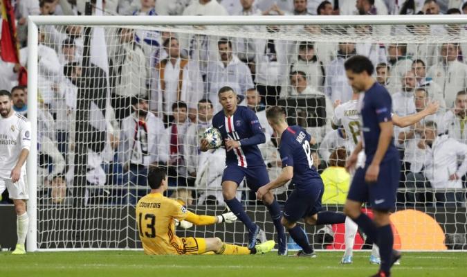 El Madrid perdió una ventaja de 2-0 / Foto: AP