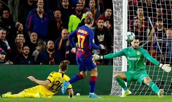 El Barcelona quiere hacer respetar la casa / Foto: AP