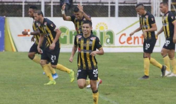Los andinos acceden su primera final bajo el actual formato l Foto: Cortesía