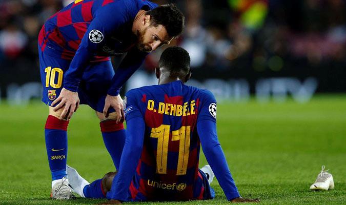 El francés sufre su octava lesión en el club / Foto: EFE