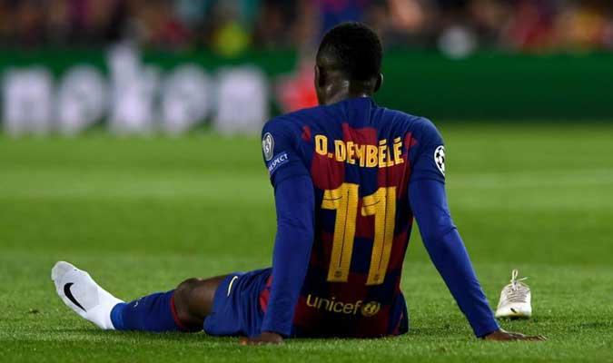 El jugador se lesionó frente al Dotmund por Liga de Campeones l Foto: Cortesía