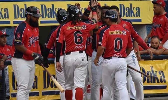 Los maracayeros ganaron con autoridad / Foto: Ana Isabel Pérez