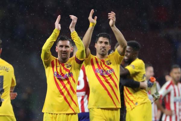 El uruguayo está feliz en el club / Foto: EFE