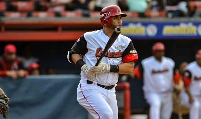 El jugador destacó como primera base y designado l Foto: Cortesía