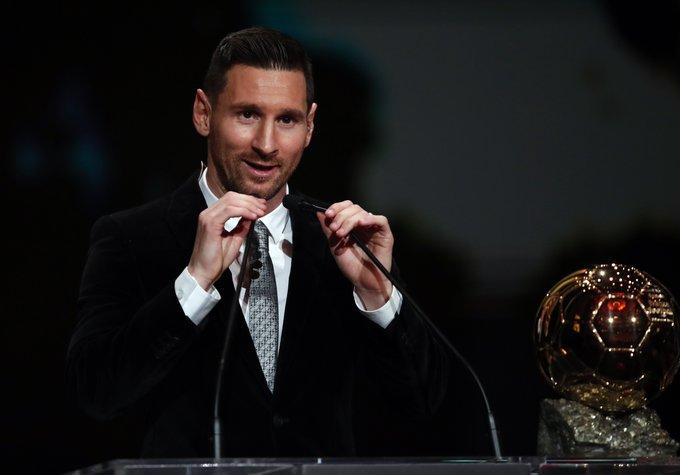 Messi estuvo por encima de Van Dijk y CR7 / Foto: Cortesía