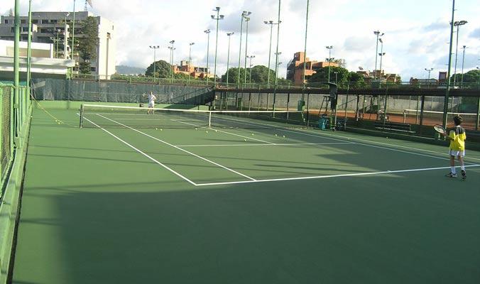 Caracas vibrará con el tenis / Foto: Cortesía