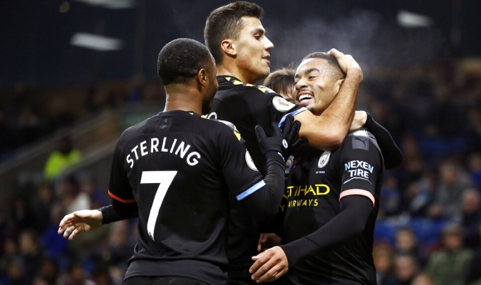 El City volvió a la victoria tras empatar en la fecha pasada / Foto: AP