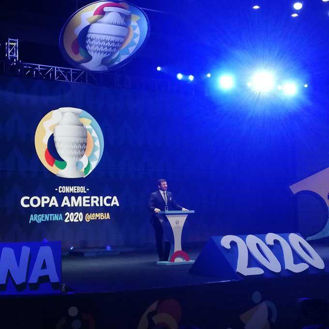 Será la primera Copa América en dos países / Foto: Cortesía