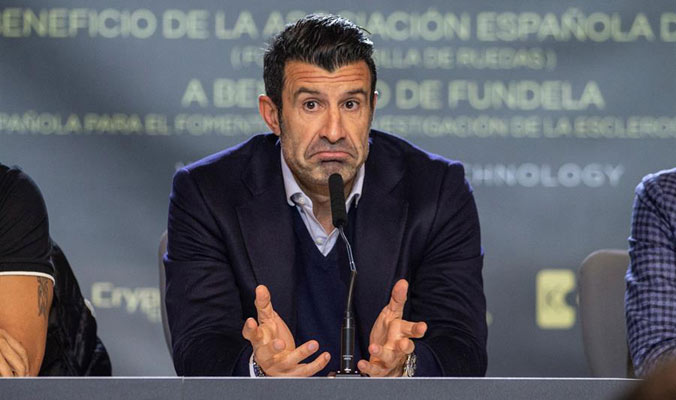 El luso jugará un partido de exhibición en Madrid / Foto: EFE