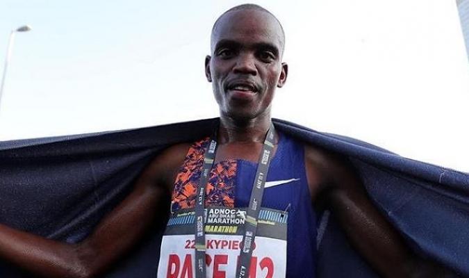 Kipyego sorprendió con su victoria en los 42 metros / Foto: Cortesía