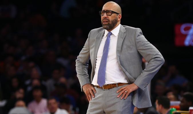 Fizdale no pudo enderezar el rumbo de los Knicks / Foto: Cortesía