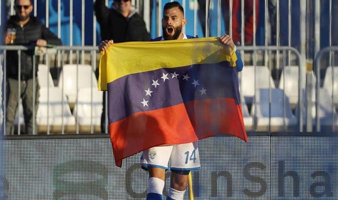 El defensa marcó su primer gol en Italia / Foto: EFE