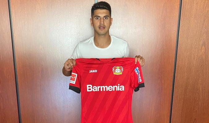 Palacios firmó por seis temporadas / Foto: Cortesía