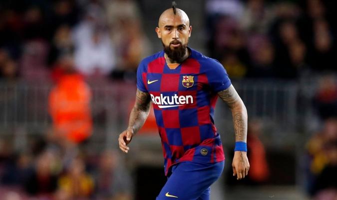 Vidal podría salir del Barça en enero / Foto: Cortesía
