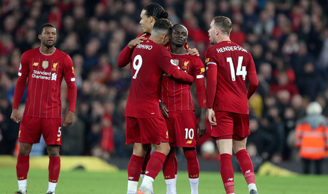 Mané anotó el único gol del duelo/ Foto AP