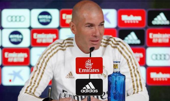 Zidane dijo sentirse identificado con Isco/ Foto