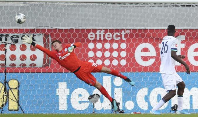 El meta llega gratis al Bayern / Foto: AP