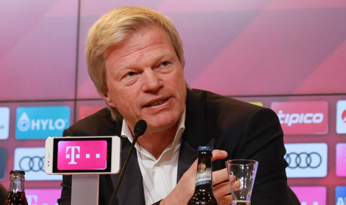 Kahn sustituye a Rummenigge en el cargo/ Foto @FCBayern