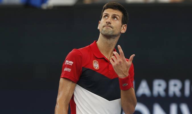Djokovic brilló en su compromiso / Foto: