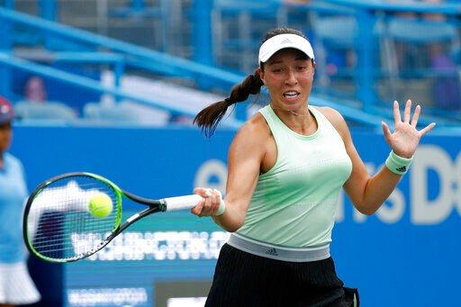 Serena venció a Amanda Anisimova / Foto: Cortesía