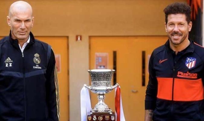 Los dos técnicos buscan la gloria / Foto: EFE