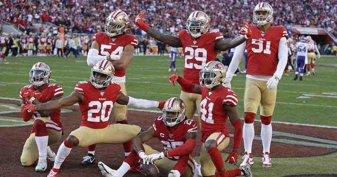 49ers eliminaron a VIkings / Foto: Cortesía