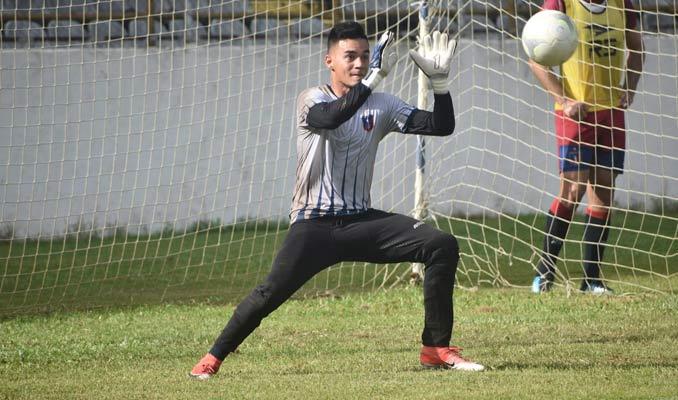 Roa ya entrena en el club || Foto: Monagas SC