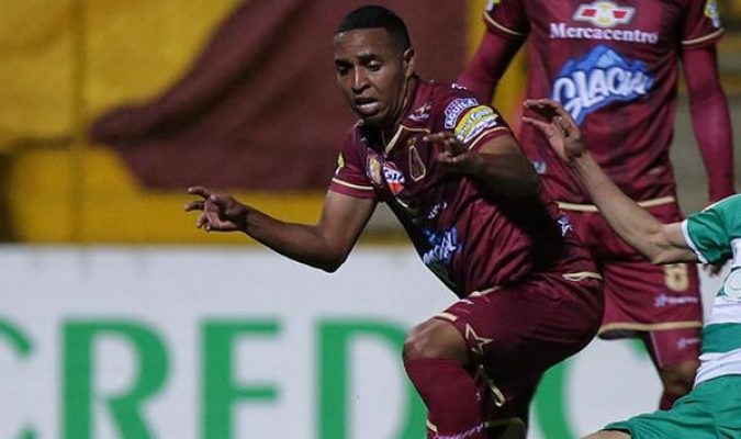 Yohandry Orozco es nuevo jugador de Santa Fe / Foto: Cortesía