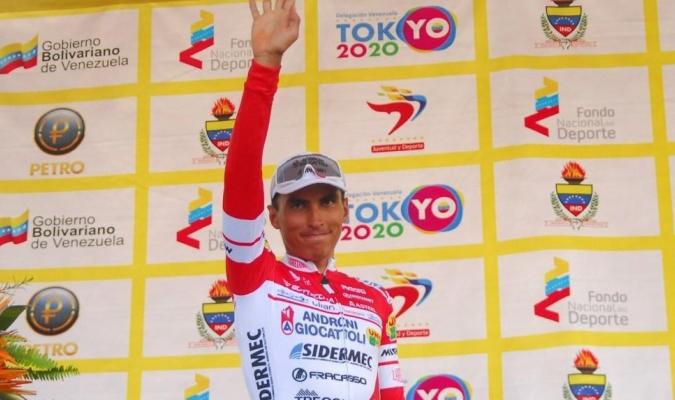 Restrepo se quedó con la quinta etapa / Foto: Cortesía