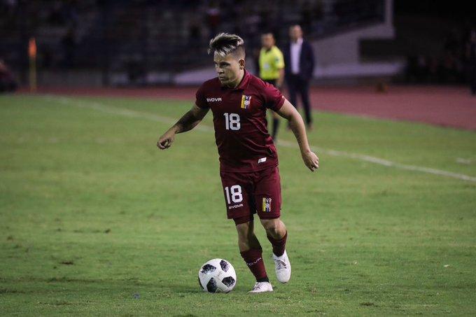 Soteldo tuvo su mejor año con Santos en 2019 / Foto: Cortesía
