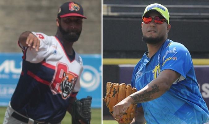 Ambos equipos eligieron reforzar su cuerpo de lanzadores/ Fotos Cortesía