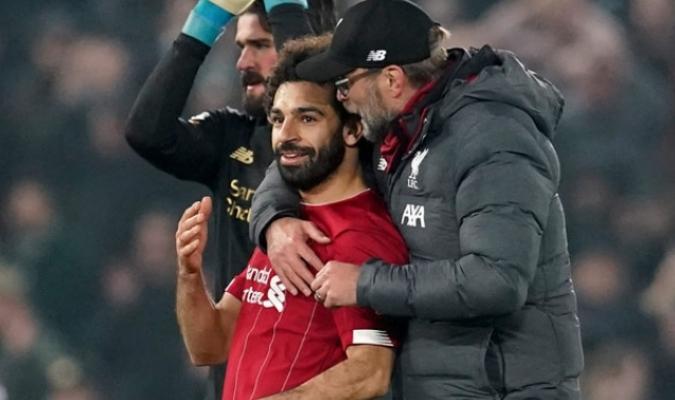 Salah marcó el tanto definitivo/ Foto AP