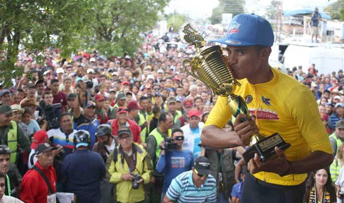 El venezolano se quedó con el título / Foto: Cortesía