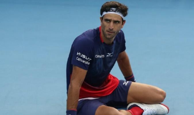 Farah viene de coronarse en dobles de Wimbledon / Foto: Cortesía