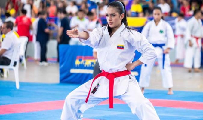 Andrea Armada se encuentra lista para Open de París | Otros Deportes 123| Meridiano.net